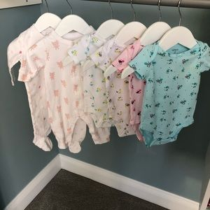 Other - Onesies set of 6